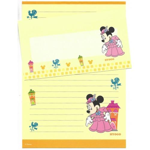 Conjunto de Papel de Carta Disney REGIONAL JAPÃO HYOGO