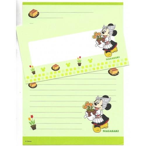 Conjunto de Papel de Carta Disney REGIONAL JAPÃO NAGASAKI