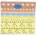 Conjunto de Papel de Carta Peanuts Gang Vintage Hallmark Japan