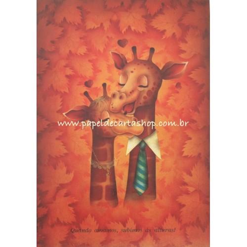 Papel de Carta ANTIGO Safadinhos 509