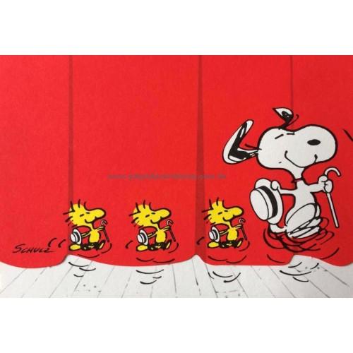 Postalete ANTIGO IMPORTADO SEM SELINHO Snoopy 12 Hmk