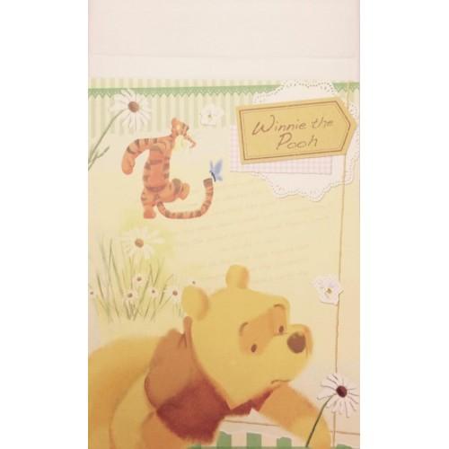 Conjunto de Papel de Carta Disney Pooh2