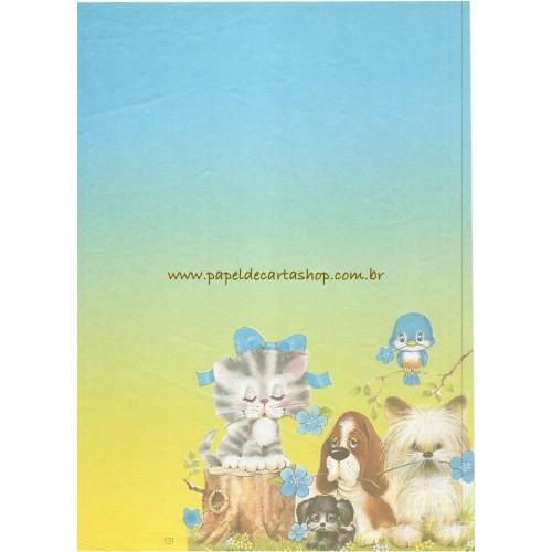 Papel de Carta CARTIUGE Médio 0131