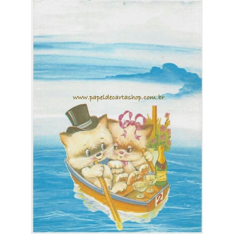 Papel de Carta CARTIUGE Médio 0140