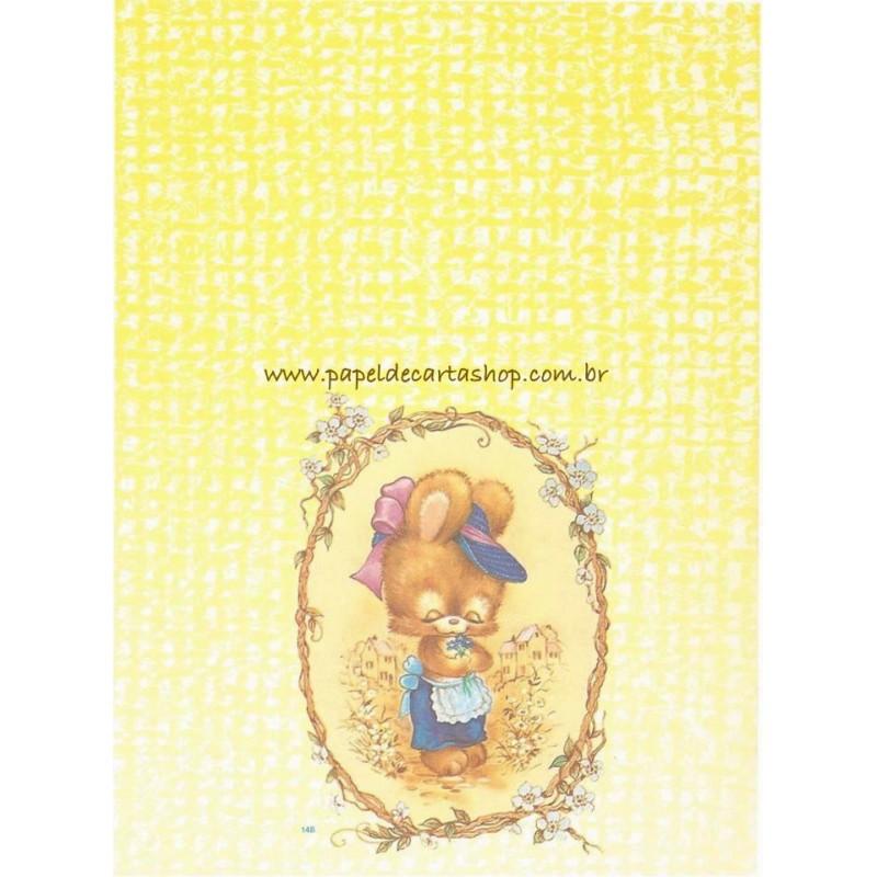Papel de Carta CARTIUGE Médio 0148