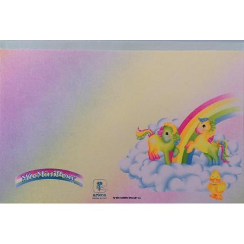 Cartão Postal IMPORTADO Mio Mini Pony 02