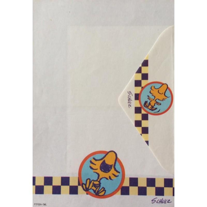 Conjunto de Papel de Carta ANTIGO SNOOPY P1