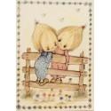 Cartão Postal ANTIGO Betsey Clark - P2