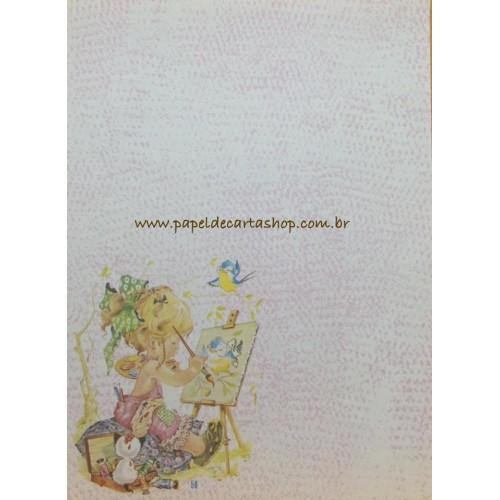 Papel de Carta CARTIUGE Médio 0058
