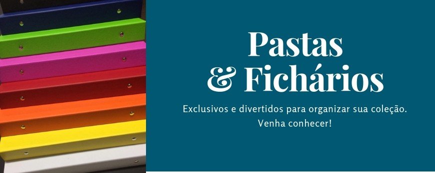 Pastas & Fichários Papel de Carta Shop